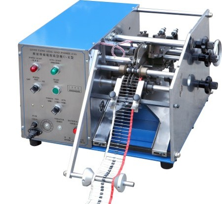 ZR-106D 全自动编带电阻(二极管)成型机-UK型